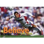 Trend Enterprises® ARGUS® Poster, Believe You Can