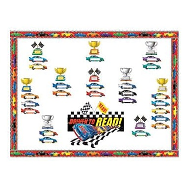 Edupress® Bulletin Board Set, Driven To Read
