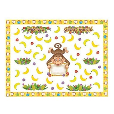 Edupress® Bulletin Board Set, Monkeys