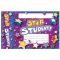 Edupress® Star Student Bookmark Award, Grades pre-school - 6th