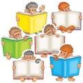 Edupress® Toddler - 6th Grades Bulletin Board Accents, Monkeys