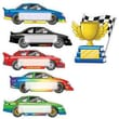Edupress® Toddler - 6th Grades Bulletin Board Accents, Race Cars