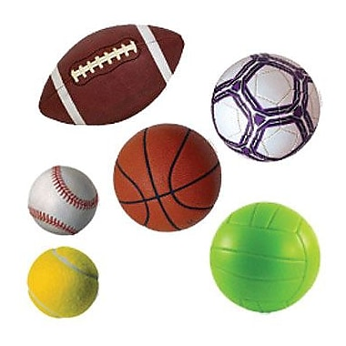 Edupress® Toddler - 12th Grades Bulletin Board Accents, Sports