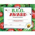 Hayes® B.U.G. Award Certificate, 8.5in.(L) x 11in.(W)