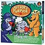 Edupress® Author's Purpose Animal Adventures Game, Blue Level,