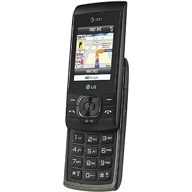LG GU295 GSM Unlocked Slider Cell Phone, Black