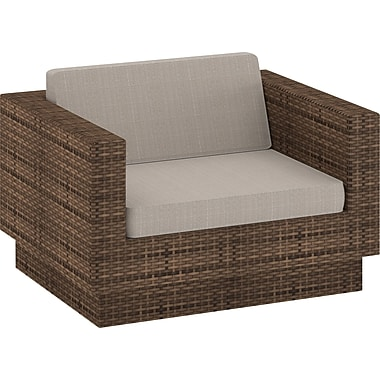 Sonax™ Park Terrace 5-Piece Sofa Patio Set, Brown Weave