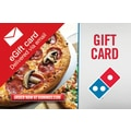Domino's Gift Cards (Email Delivery)