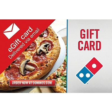 Domino's Gift Card, $50 (Email Delivery)