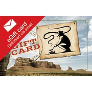 Black Angus Gift Card, $100 (Email Delivery)