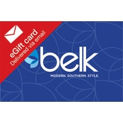 Belk Gift Card, $25 (Email Delivery)