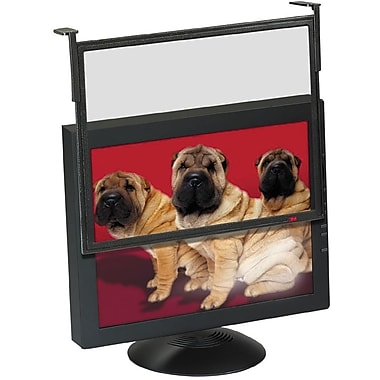 3M™ EF200XLB Executive Anti Glare Computer Filter For 17in. - 18in. CRT and LCD Standard Monitor