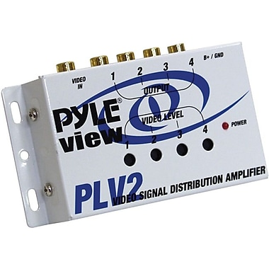Pyle® PLV2 1 x 4 Video Switch Box