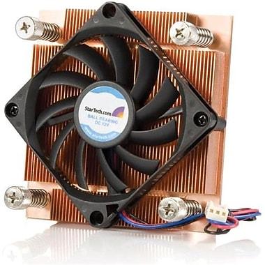 Startech.com® FAN7751U 1U Low Profile 70 mm Socket CPU Cooler Fan With Heatsink and TX3