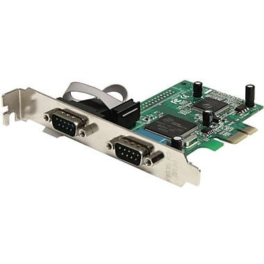 Startech.Com® PEX2S950 PCI Standard Profile Serial Adapter Card