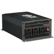 Tripp Lite PowerVerter® 700W Ultra-Compact Inverter, 12 VDC Input, 110 - 120 VAC Output, 3 Outlets