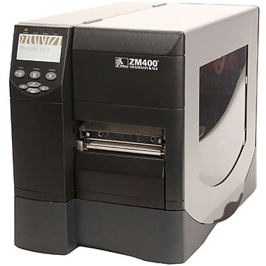 Zebra Technologies® Z Series 203 dpi Industrial Printer 13.3in.(H) x 10.9in.(W) x 18.7in.(D)