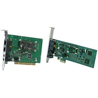 Multi-Tech® MultiModem® ZPX MT9234ZPX V.92 PCIE Data/Fax World Modem