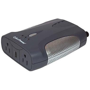CyberpowerMD – Onduleur portatif à 2 prises, 400 W, 12 VCC à 120 VCA