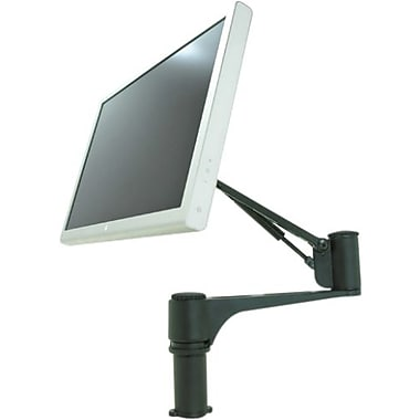 Atdec Spacedec SD-AT-DK-BK Articulated Monitor Arm For 12in. - 24in. LCD TV Up to 19.84 lbs.