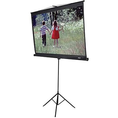 Elite Screens™ TriPod Series 120in. Portable Projector Screen, 16:9, Black Casing