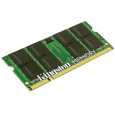 Kingston® KTA-MB800K2/4G DDR2 SDRAM (200-Pin SoDIMM) Memory Module, 4GB