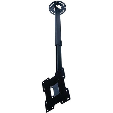 Peerless-AV® PC932A Universal Flat Panel Ceiling Mount For 15in. - 37in. Displays Up to 80 lbs.
