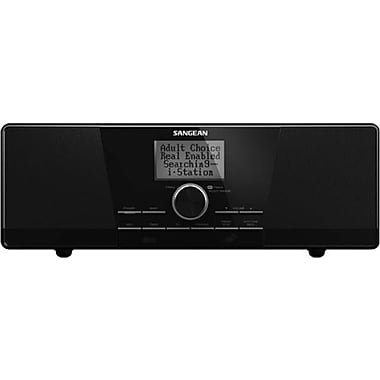 Sangean WFR-1 Internet Radio, Dark Brown