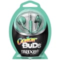 Maxell® 190543 Earphone, Green