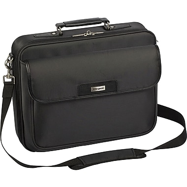 Targus® Checkpoint-Friendly TBC023US 16in. Traditional Laptop Case, Black