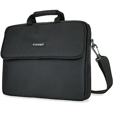 Kensington® SP 17in. Classic Notebook Sleeve, Black