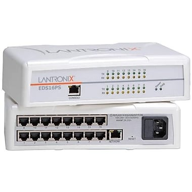 Lantronix® EDS8PS Device Server, 8 Ports