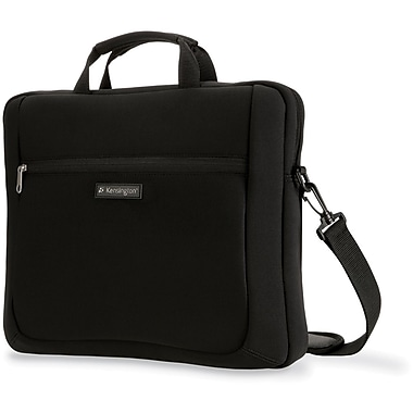 Kensington® SP 12in. Notebook Neoprene Sleeve, Black