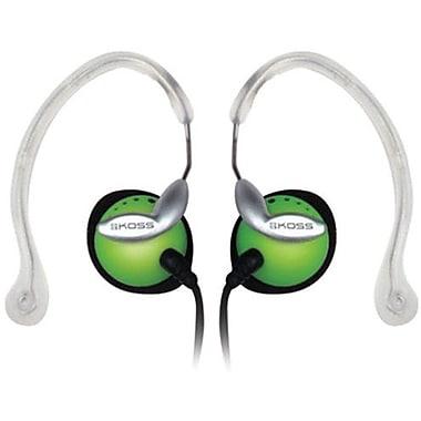 Koss® CLIPPER Ear Clip Headphone, Green