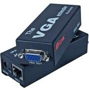 QVS® VGA Over Cat 5 Extender, 80 m(L)