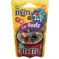 Maxell® MMEB M&M'S Earbud, Orange