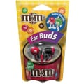 Maxell® MMEB M&M'S Earbud, Red