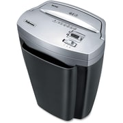 Fellowes Powershred W11C 11-Sheet Cross-Cut Shredder