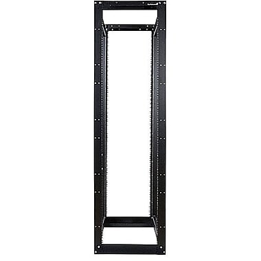 Startech.Com® 4POSTRACKHD High Capacity 4 Post Open Server Equipment Rack
