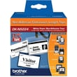 Brother® DKN Non-Adhesive Continuous Length Paper Tape, 2.1in.(W) x 100'(L), White