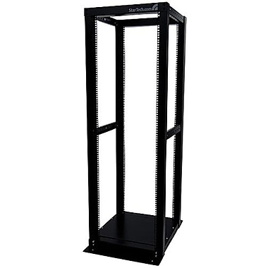 Startech.Com® 4POSTRACK36 Adjustable 4 Open Frame Rack Cabinet