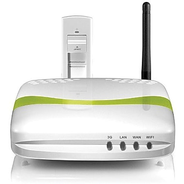 Aluratek CDW530AM 3G Wireless USB Cellular Router, 2.4GHz