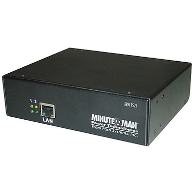 Minuteman® RPM1521 Power Distribution Unit, 100 - 120 V Input/Output