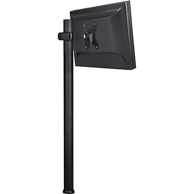 Atdec Spacedec SD-DP-750 Quick Shift Doughnut Pole Dual Mount For 2 LCDS Up to 26.5 lbs.