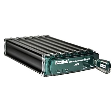 Buslink® CipherShield CSE-2T-U3 External Hard Drive, 2TB