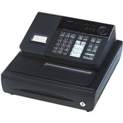 Casio  PCR-T280 Thermal Print Black Advanced Cabinet Design Electronic Cash Register