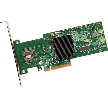 Intel® 4 Port SAS RAID Controller (RS2WC040)