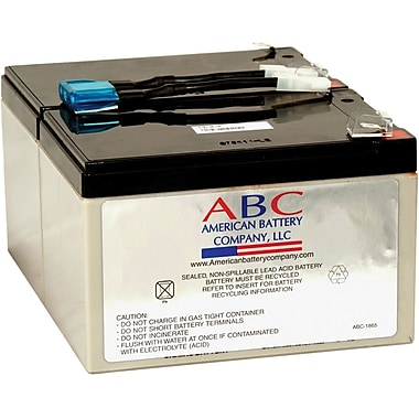 ABC RBC6 12 Ah Replacement Battery Cartridge