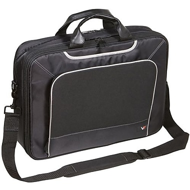 V7® CTE1-9N 16in. Elite Laptop Case, Black/Grey