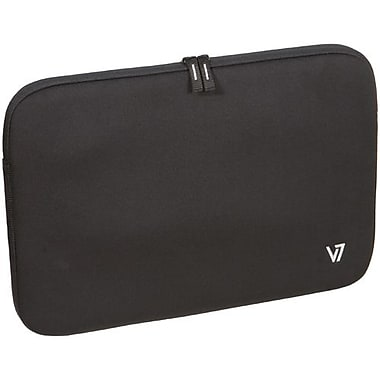 V7® CSV1-9N 16in. Notebook Vantage Sleeve, Black